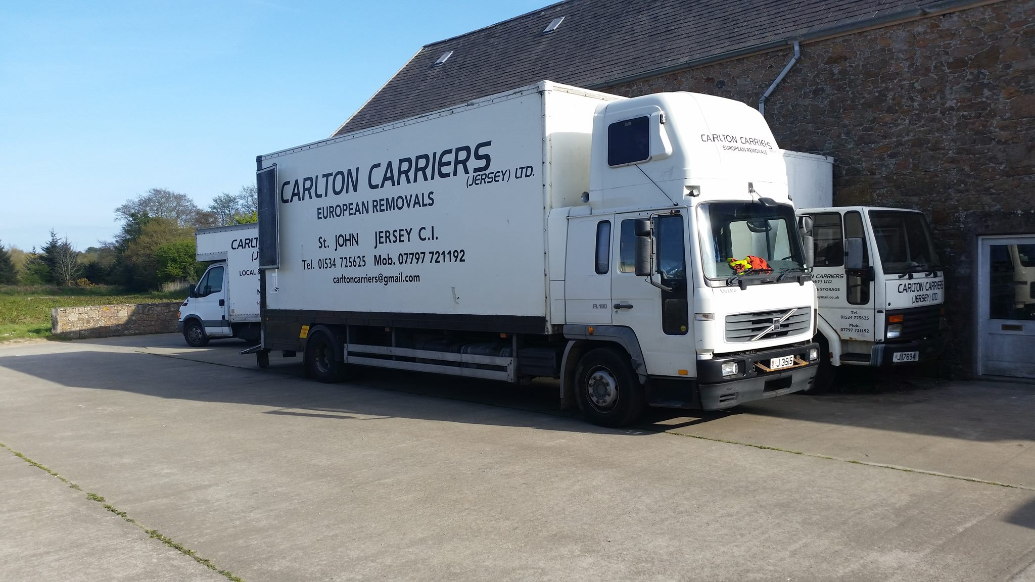 Carlton Carriers Truck